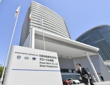 資料 The headquarters of Nissan Motor Co. 2016051200134