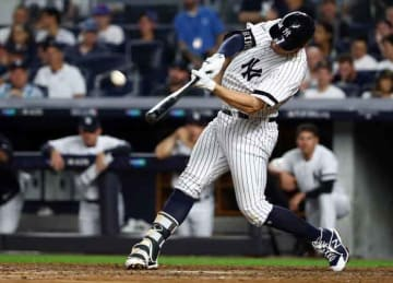 Yankees beat Indians 1-0 in ALDS Game 3