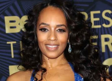 Melyssa Ford attends the BET American Black Film Festival Awards held at the Beverly Hilton Hotel - Arrivals