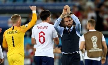 イングランド代表はチャンスを活かせるか photo/Getty Images