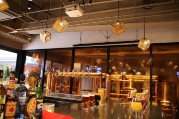 beer&246 aoyama brewery クラフトビール 東京 青山