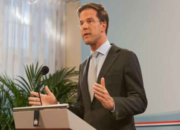 Dutch Prime Minister Mark Rutte Shuts Down Donald Trump On Trade War Dispute [VIDEO]