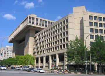 FBI headquarters in D.C.
