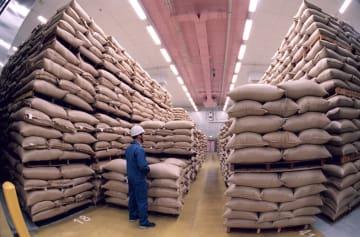 資料 Stockpiled rice, 2016102100584