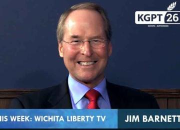 Jim Barnett, GOP Candidate For Kansas Governor, Names His Wife, Rosemary Hansen, As Running Mate