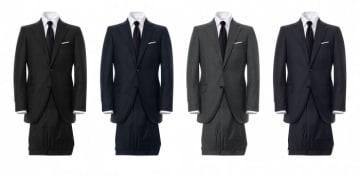 「ZOZO」のビジネススーツ(2Bスーツ)(画像: スタートトゥデイ)