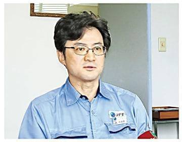 JFE条鋼豊平製造所・小山内所長