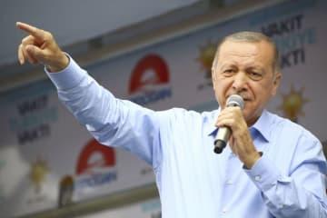 エルドアン トルコ 大統領