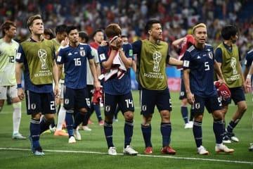 ベルギー相手に善戦した日本 photo/Getty Images