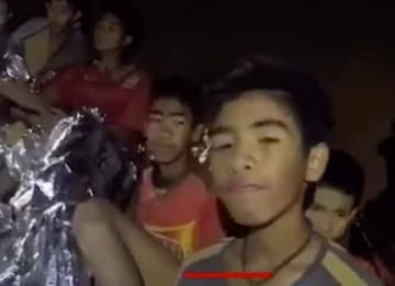 Thai Soccer Team Still Trapped In Cave, Water Getting Pumped Out With Heavy Rain Expected