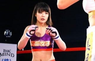 プロ2戦目が間近に迫って来た川村。女アウトサイダー山崎を相手に、プロ初勝利を飾ることが出来るか