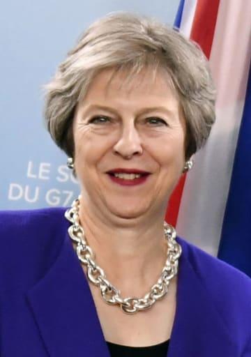 メイ英首相