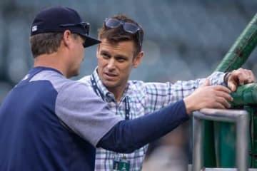 マリナーズとの複数年の契約延長が報じられたジェリー・ディポトGM【写真:Getty Images】