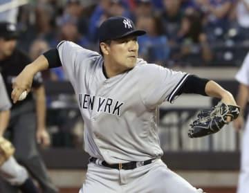 Baseball: Yankees' Tanaka