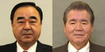 (左から)杉本透氏、瀬戸良雄氏