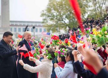 President Trump's Trip to Asia