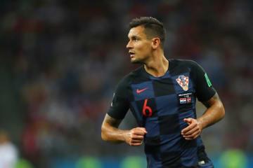 クロアチア代表の守備を牽引しているロヴレン photo/Getty Images
