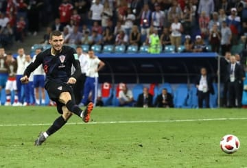 クロアチア代表のコバチッチ photo/Getty Images