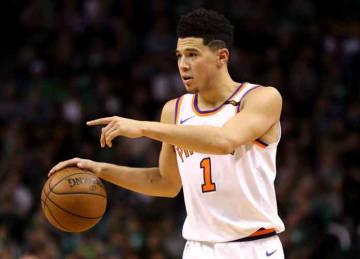 Suns' Devin Booker injures adductor