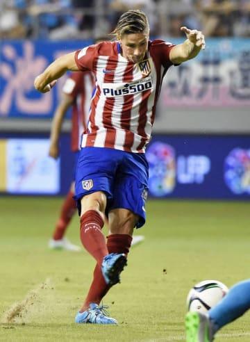 Soccer: Fernando Torres
