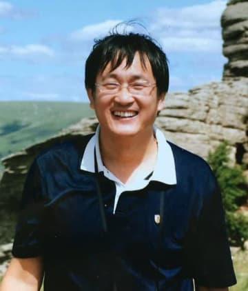 中国当局に拘束されたまま安否不明となっている王全璋弁護士(提供写真・共同)