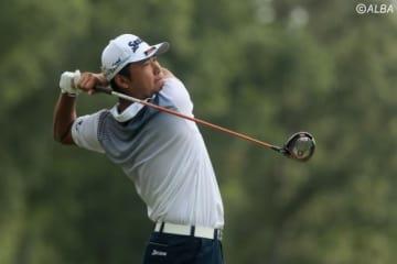 昨年の「 「全米プロゴルフ選手権」でプレーする松山英樹(撮影:GettyImages)