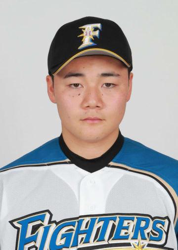 日本ハムの清宮幸太郎内野手