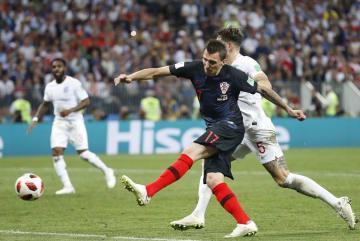 クロアチア2―1イングランド