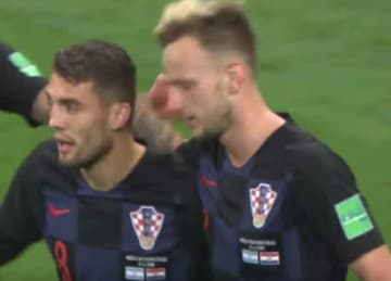 Croatia beat Argentina 3-0 in World Cup 2018