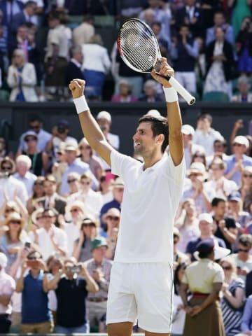 Tennis: Djokovic at Wimbledon