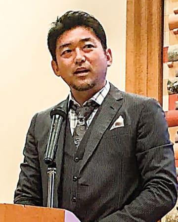 元プロ野球選手の斎藤隆氏