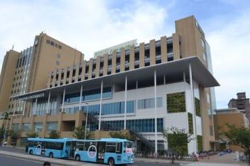 JR小山駅東口に完成した白鴎大の本キャンパス