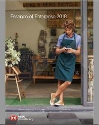 HSBCプライベートバンクによる、「エッセンス・オブ・エンタープライズ(EOE)2018」