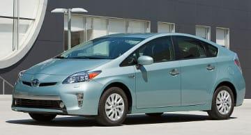 Toyota's Prius plug-in hybrid