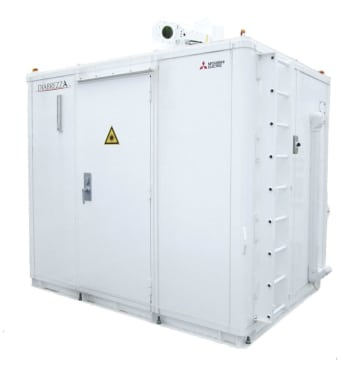 Wind measurement system developed by Mitsubishi Electric Corp.