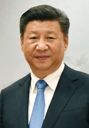 顔:Chinese President Xi Jinping