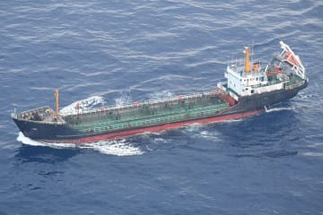 瀬取り 北朝鮮 籍 タンカー