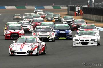 もてぎスーパー耐久5Hours Race大会イメージ