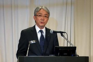 6月の株主総会で就任した中村知美社長