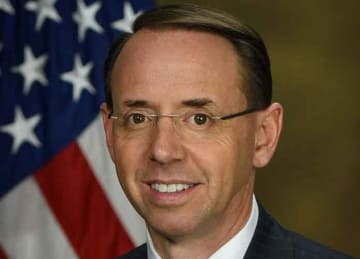 Trump weighing firing Rod Rosenstein