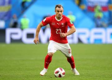 ロシアW杯で輝きを放ったシャキリ photo/Getty Images