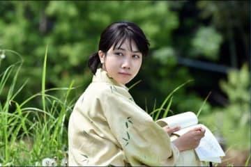 連続ドラマ「この世界の片隅に」でヒロインのすずを演じる松本穂香さん (C)TBS
