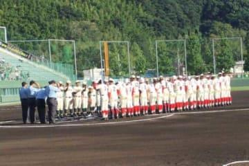 智弁和歌山が高野山を相手に12-0で快勝【写真:沢井史】