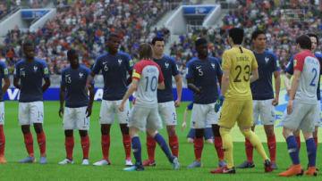 「FIFA 18」のゲーム画面