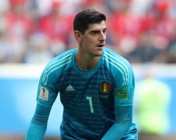 ベルギー代表をW杯3位へ導いたクルトワ photo/Getty Images