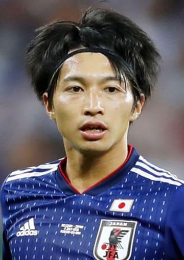 柴崎岳選手
