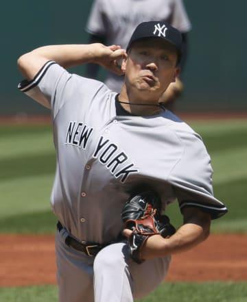 Yankees' Tanaka