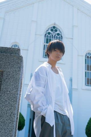 初のソロ写真集「1st PHOTO BOOK 佐野勇斗」を8月24日に発売する佐野勇斗さん