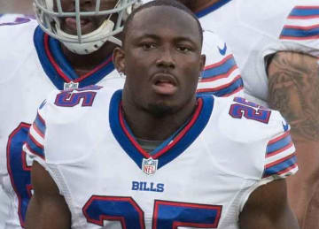 LeSean McCoy denies involvement in ex-girlfriend's assault