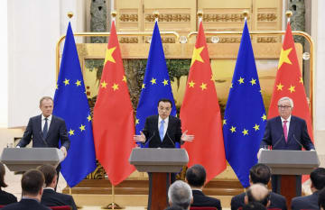 China-EU talks